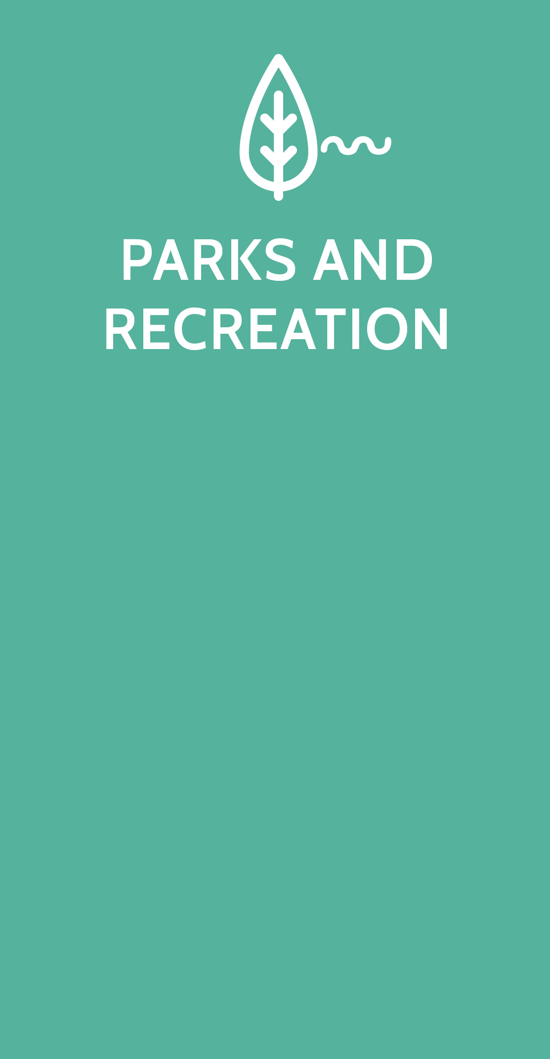 Parks and Recreation Study